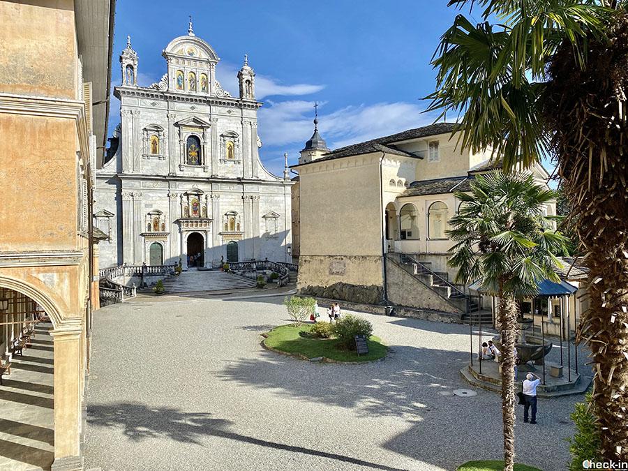 Cosa vedere in Valsesia (Piemonte): Sacro Monte di Varallo - Patrimonio UNESCO dell'Umanità