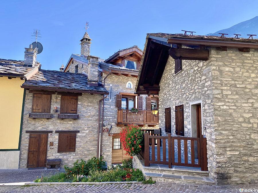 Luoghi da non perdere tra Courmayeur e Pré-Saint-Didier: borgo di Verrand