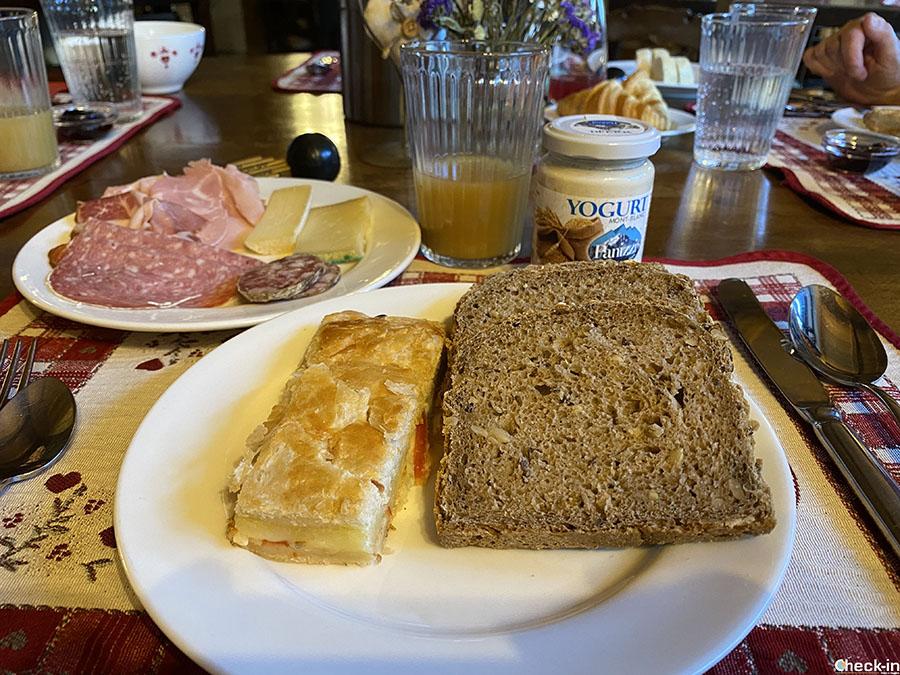 Colazione dolce e salata - Locanda La Brenva (Courmayeur)
