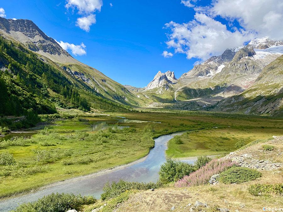 5 trekking da fare in Valle d'Aosta: lago del Combal (Courmayeur)