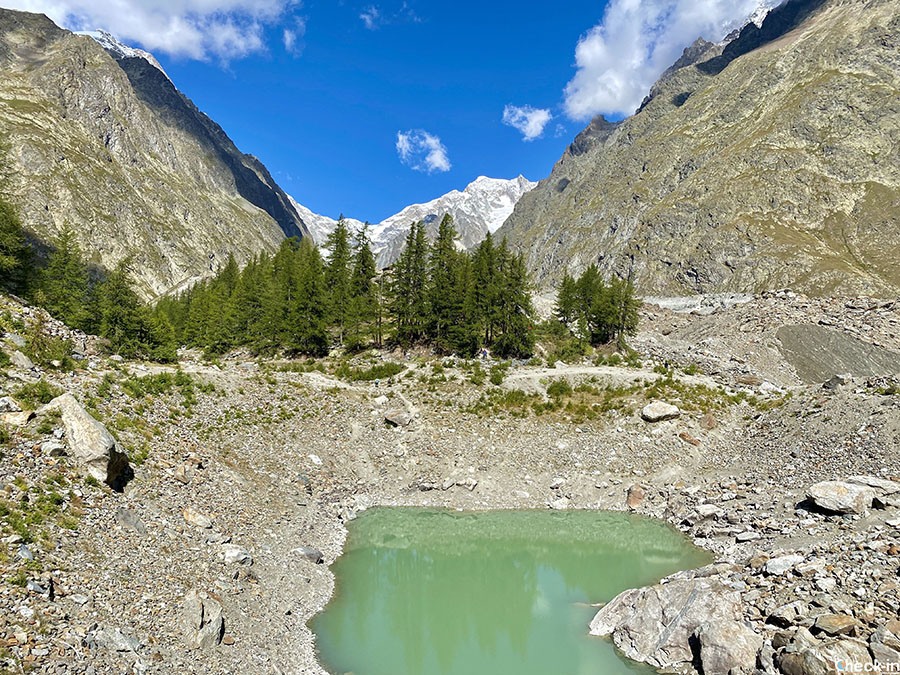 Trekking in Val Veny - Lago del Miage