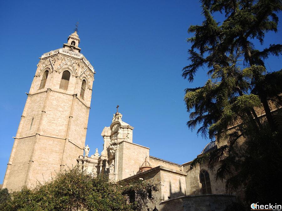 6 sitios que ver en Valencia en un día: la Catedral y su Miguelete (España)