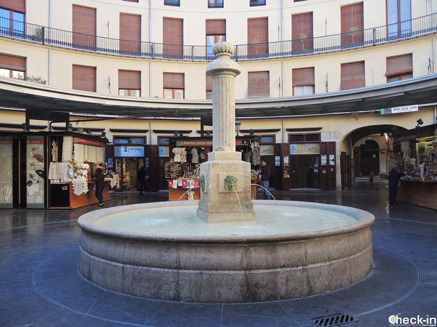 """Sitios """"curiosos"""" en Valencia: Plaza Redonda"""