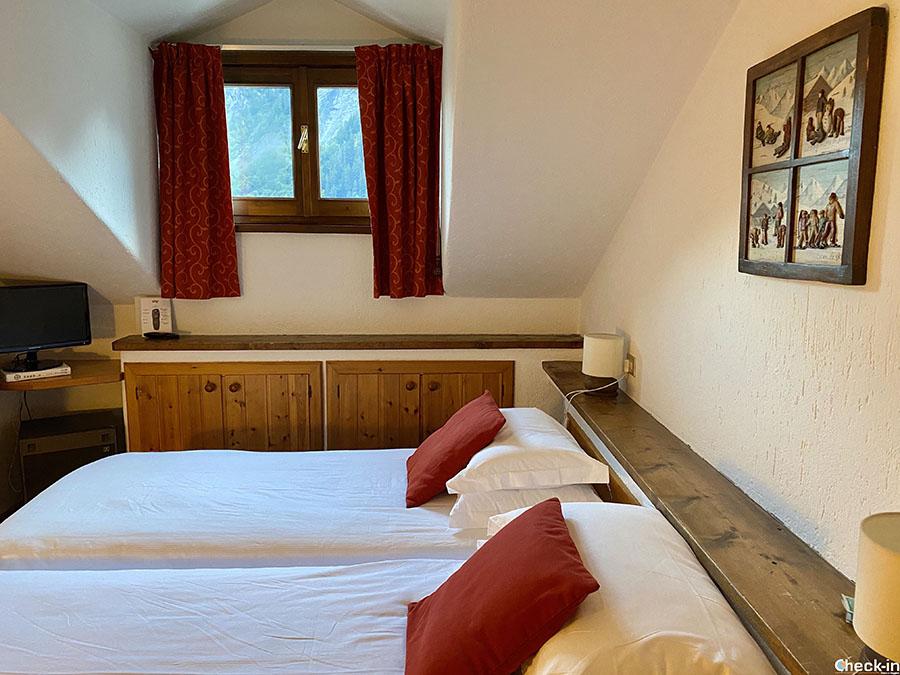 Dove dormire nei dintorni del centro di Courmayeur: Hotel B&B La Grange
