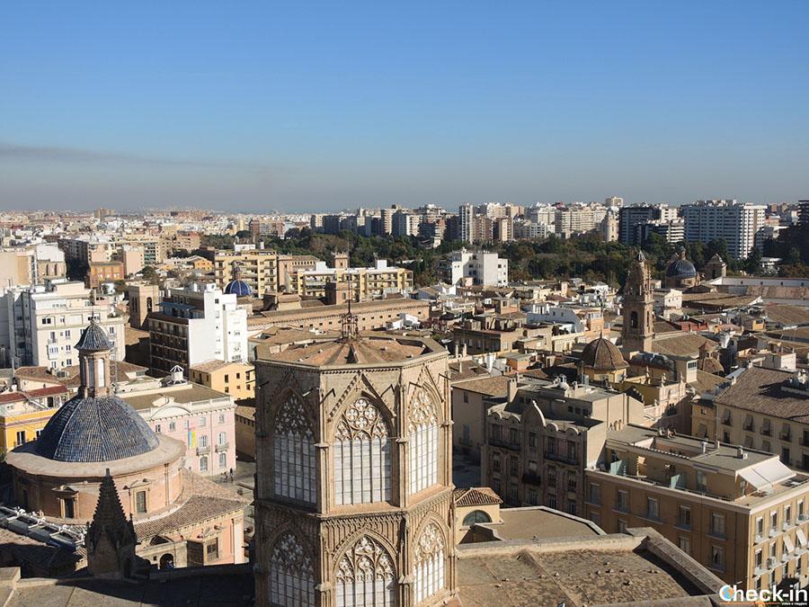 Dónde encontrar las mejores vista de Valencia - Miguelete (Torre de la Catedral)