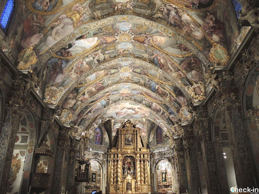 Sitios con encanto en Valencia: Iglesia de S. Nicolás de Bari y S. Pedro Mártir