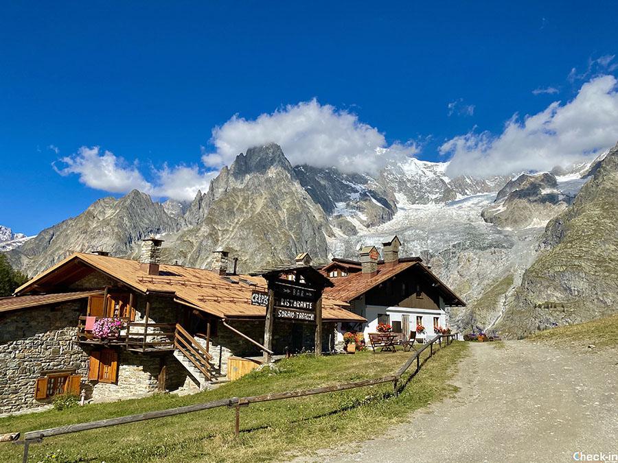 Escursione da Prè de Pascal al monte Chetif - Valle d'Aosta