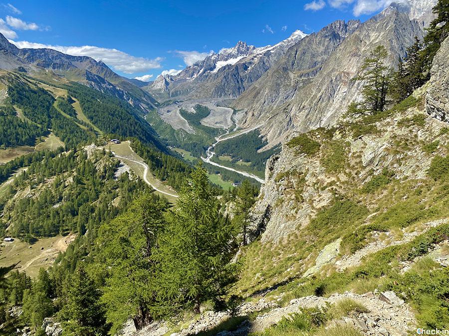 5 trekking panoramici sulle Alpi italiane - Mont Chetif (Valle d'Aosta)