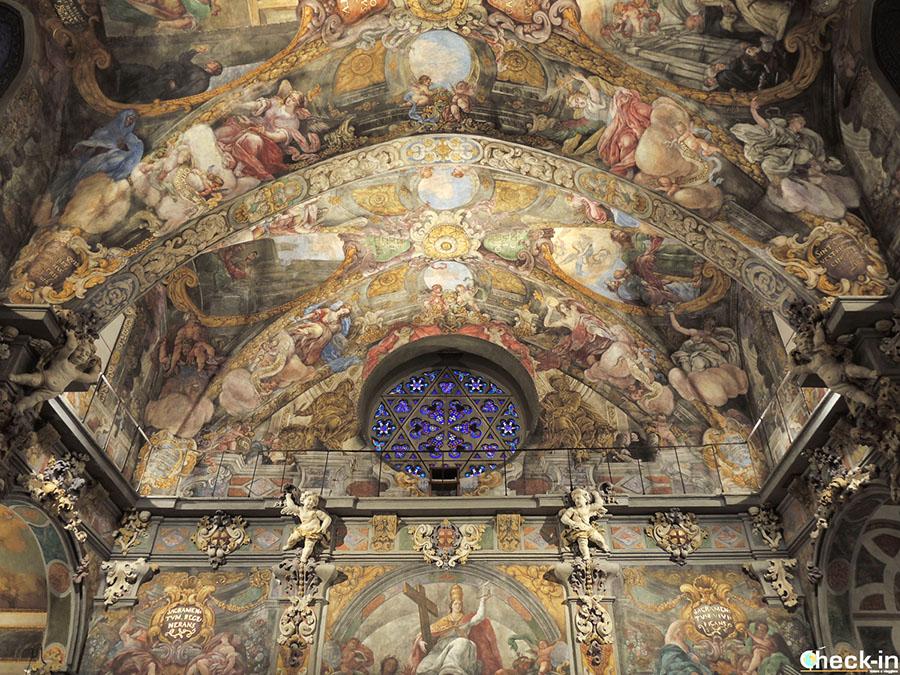 Informaciones para visitar la Iglesia de S. Nicolás y Pedro en Valencia centro - España del sur