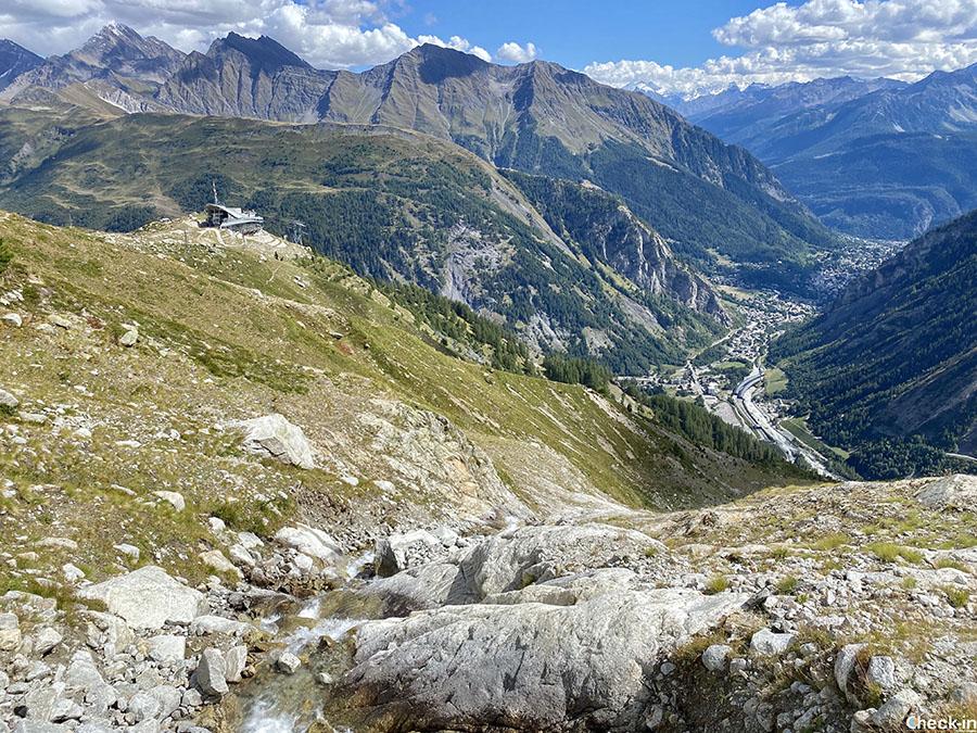 Luoghi da non perdere in Valle d'Aosta - Funivia Skyway Monte Bianco a Courmayeur
