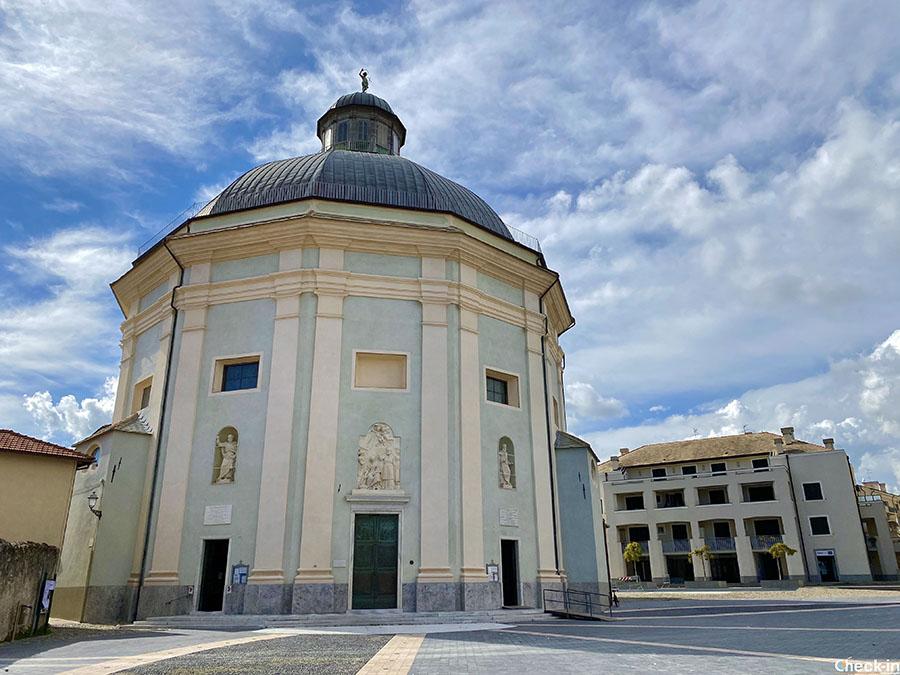 Cosa vedere nel centro storico di Loano: Chiesa di S. Giovanni Battista - Provincia di Savona, Liguria