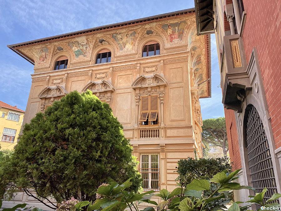 Gita fuori porta in Liguria: monumenti di Rapallo (prov. di Genova)
