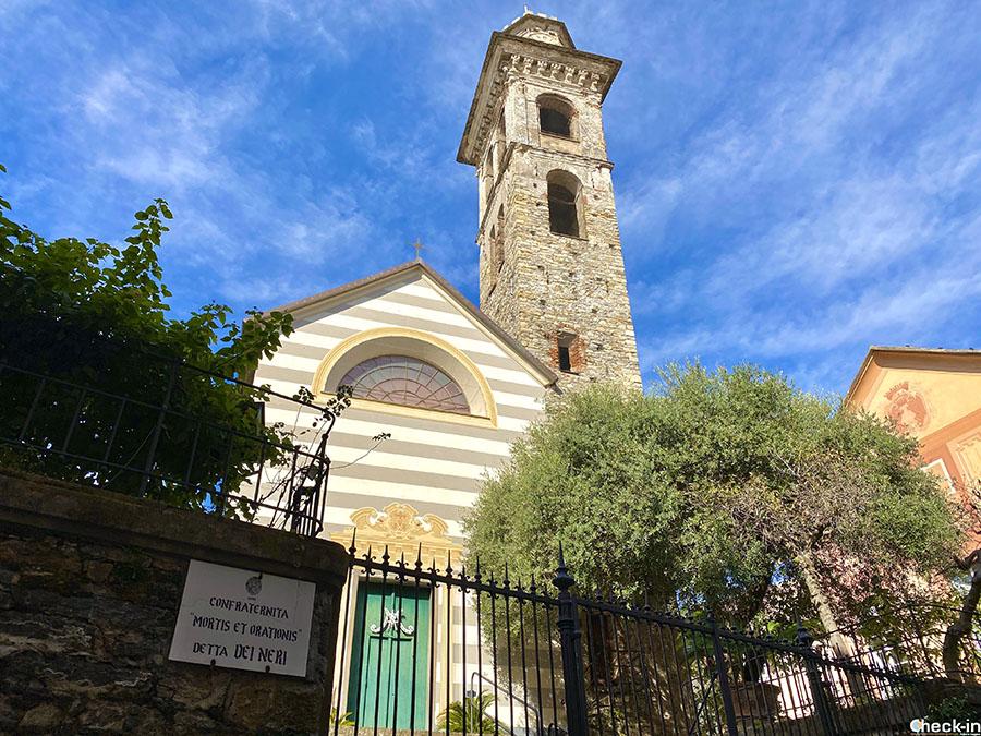 5 cose da vedere a Rapallo: Torre Civica e Chiesa di S. Stefano (Liguria)