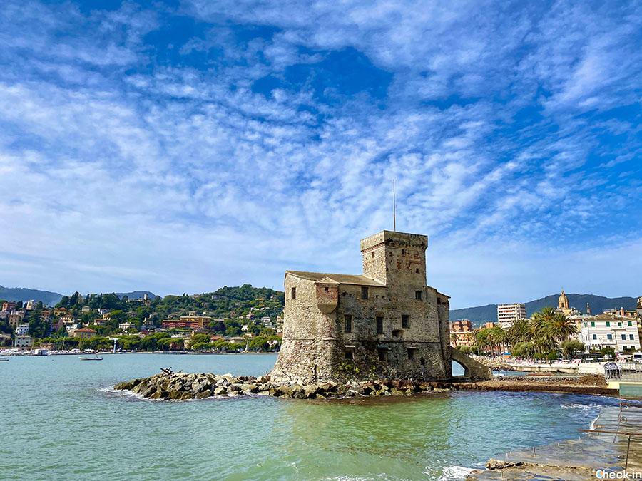 Luoghi da visitare a Rapallo: il Castello sul Mar Ligure
