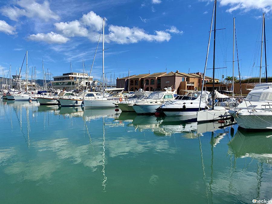 Giro alla Marina di Loano - Riviera ligure di ponente