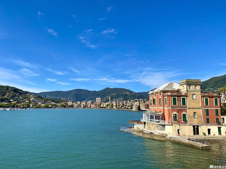 Guida di viaggio a Rapallo e dintorni (Liguria): 5 cose da fare e da vedere