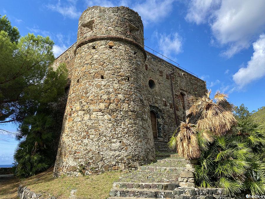 Luoghi da non perdere a Bonassola: il Castello nel centro storico