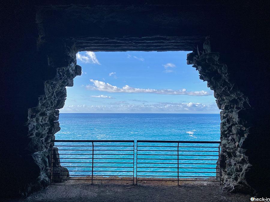 """Lunghezza e tempo di percorrenza della passeggiata """"Marimonti"""" tra Framura e Levanto (Liguria)"""
