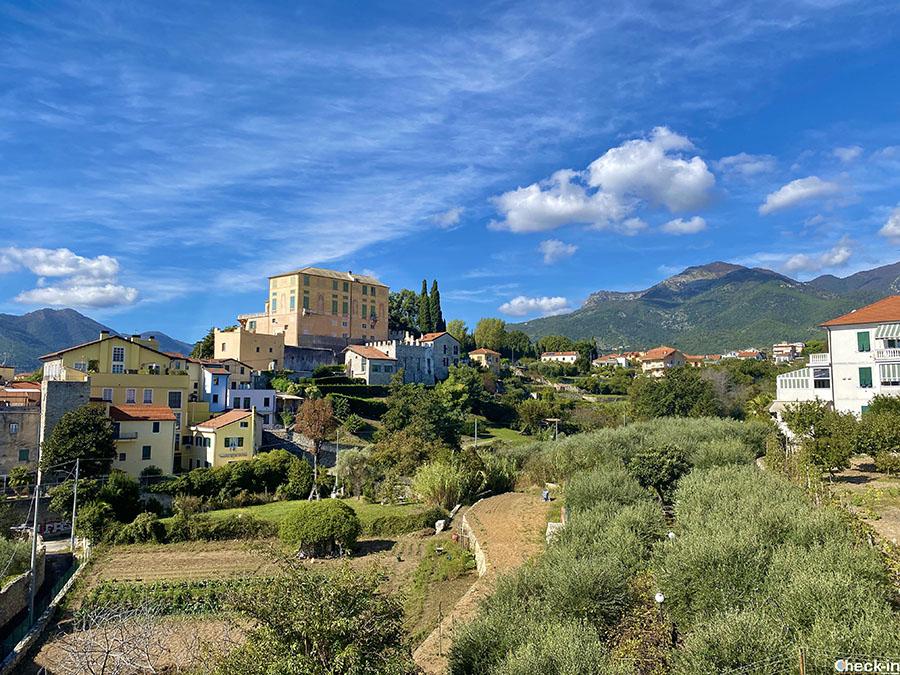 Cosa vedere a Loano: Castello dei Doria ed il borgo