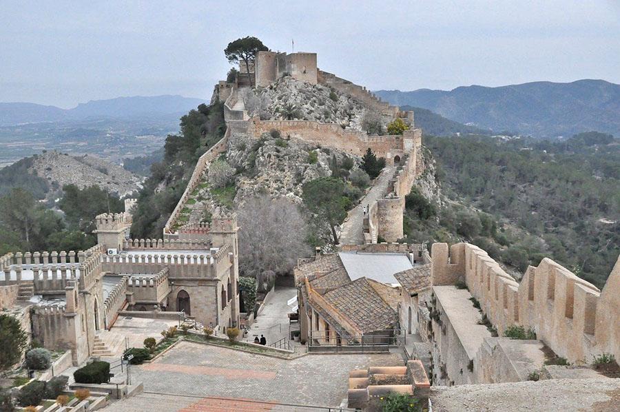 10 mejores excursiones guiadas desde Valencia: Játiva y su Castillo