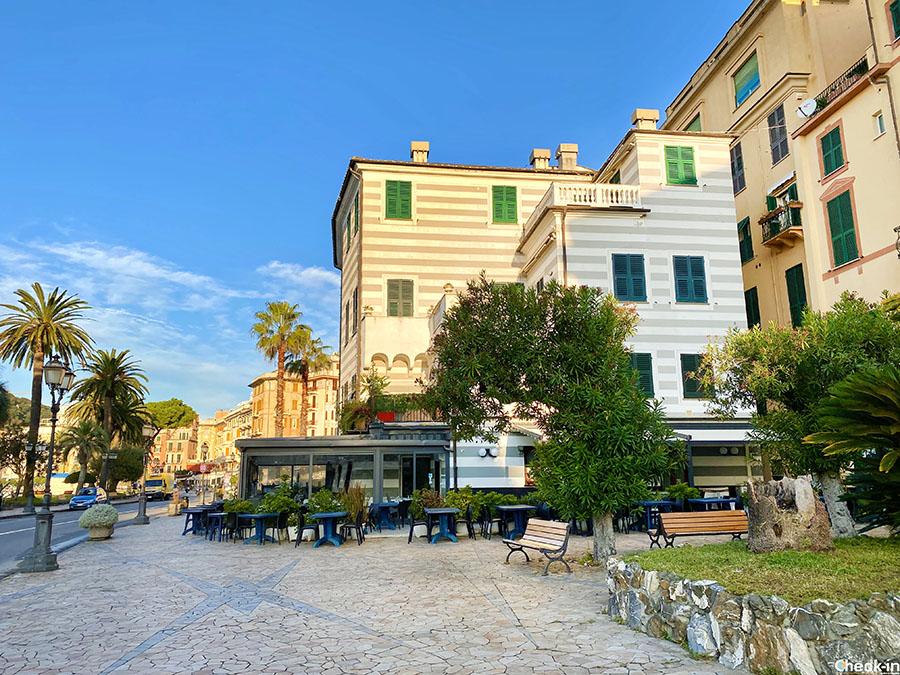 5 cose da vedere a Rapallo: Casa Garibalda, dove soggiornò Nietzsche (prov. di Genova)