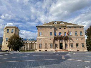 Cosa vedere a Loano in un giorno: Palazzo Doria (sede del Comune)