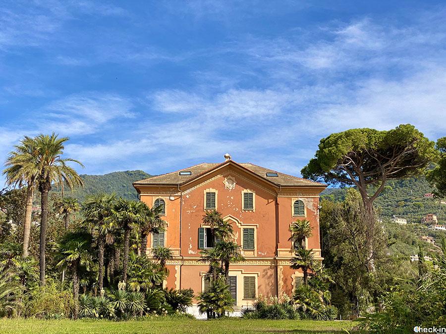 5 cose da vedere a Rapallo (Liguria): Villa Tigullio e Museo del Merletto