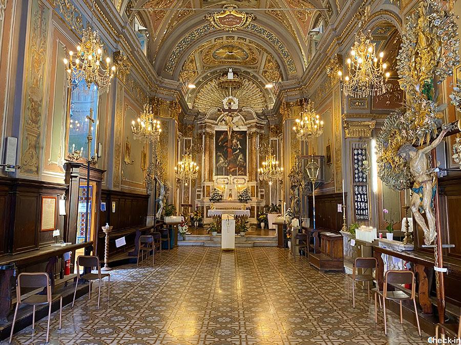 Cosa vedere a Loano: Oratorio della N.S. SS del Rosario (Confraternita delle Cappe Turchine)