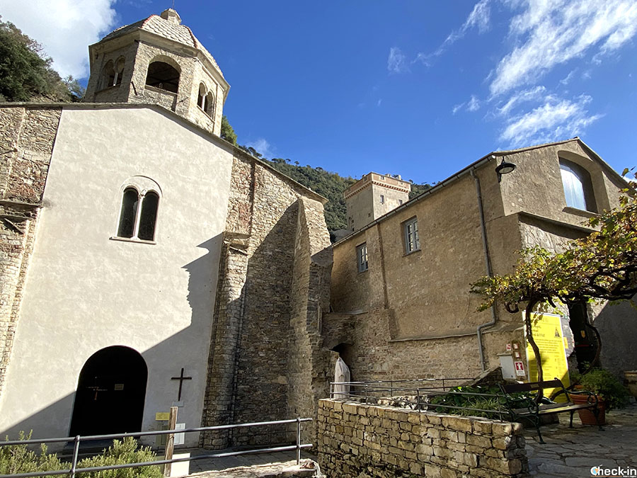 Informazioni e biglietti online per visitare l'Abbazia di San Fruttuoso vicino a Genova