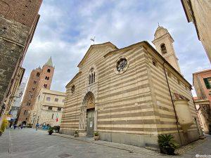 Cosa fare e vedere a Albenga: visita Chiesa S. Maria in Fontibus nel centro medievale