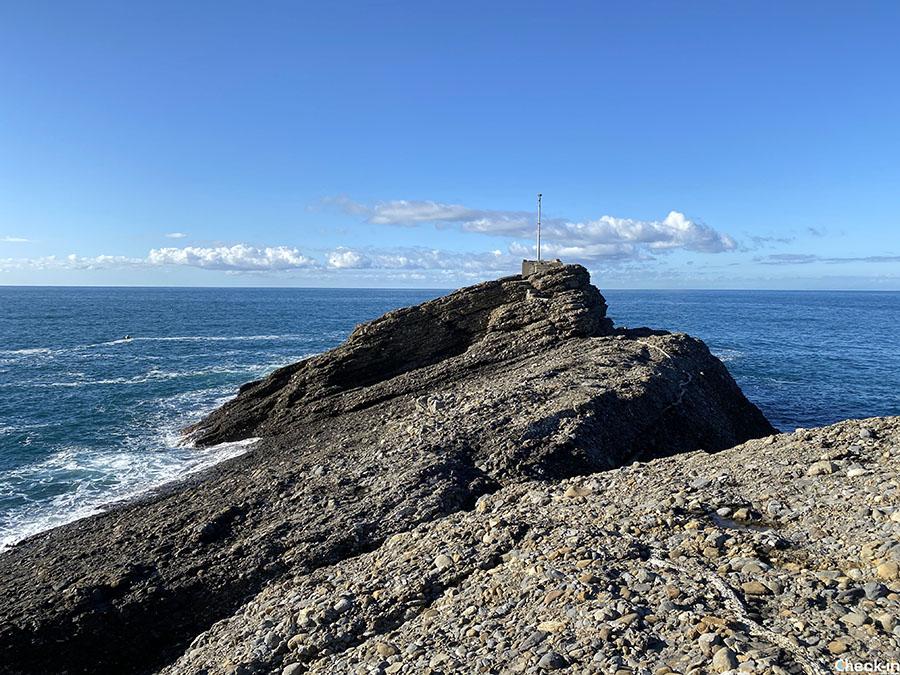 Luoghi panoramici della costa ligure: Punta Chiappa a Camogli