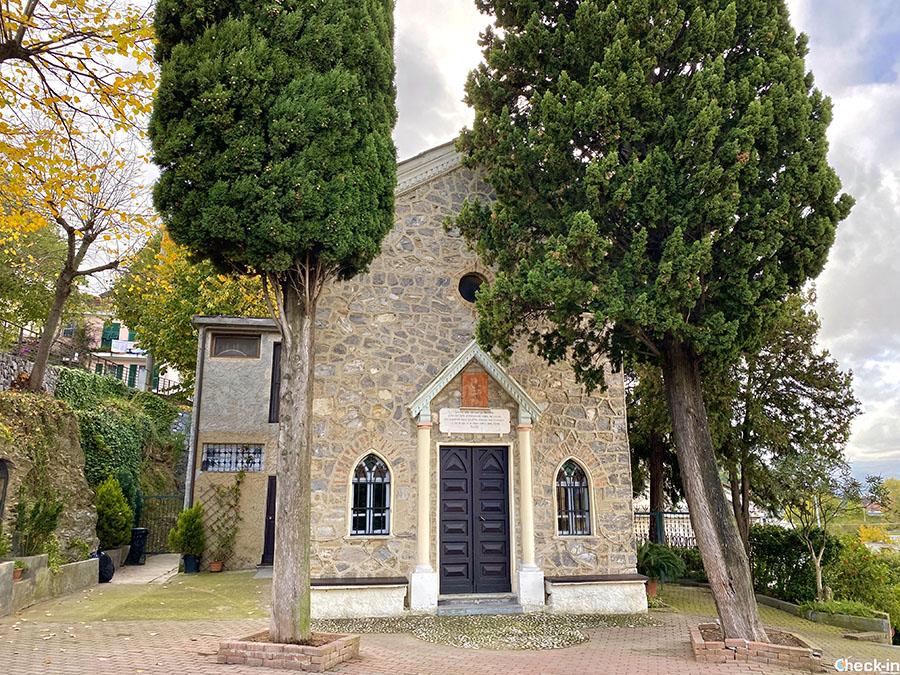 Santuario di Nostra Signora di Fatima nei pressi della Iulia Augusta ad Albenga (Liguria)