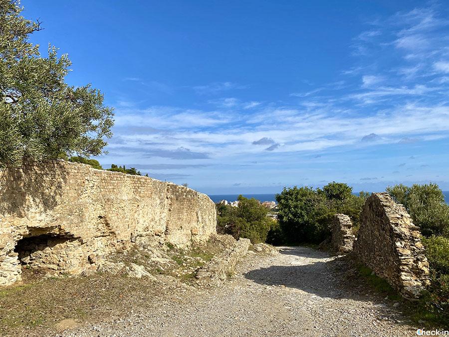 Sentiero romano Alassio-Albenga | Trekking nella provincia di Savona (Liguria di ponente)