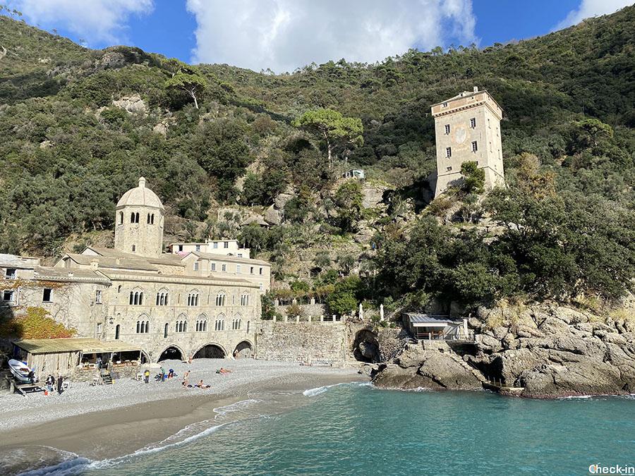 Luoghi da non perdere a San Fruttuoso a Camogli (provincia di Genova)