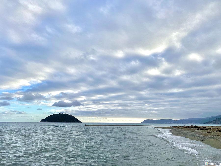 Spiagge libere, attrezzate e stabilimenti balneari ad Albenga - Costa ligure di ponente