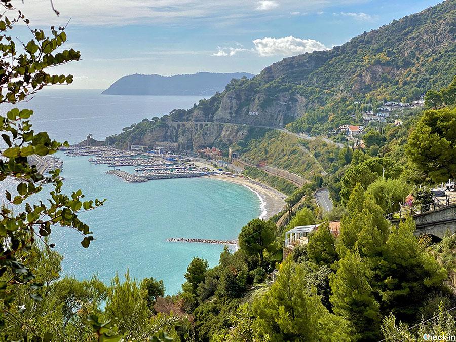 """Passeggiata romana """"Iulia Augusta"""" tra Alassio e Albenga: trekking nella Liguria di ponente"""