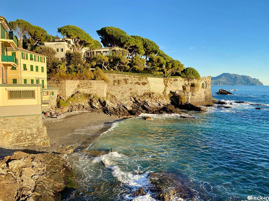 Trekking urbano sulle alture di Genova - Da Nervi al monte Cordona