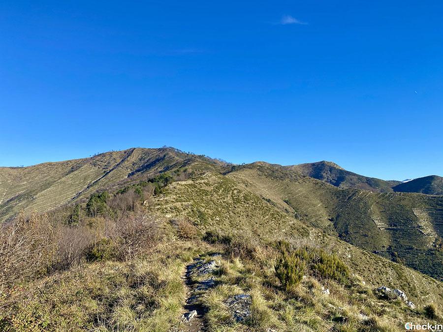 Sentieri escursionistici a Genova: da Nervi al monte Cordona