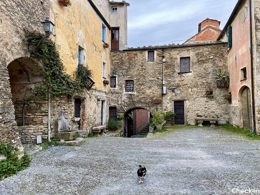 Escursione a Colla Micheri, sopra Laigueglia - RIviera ligure di ponente