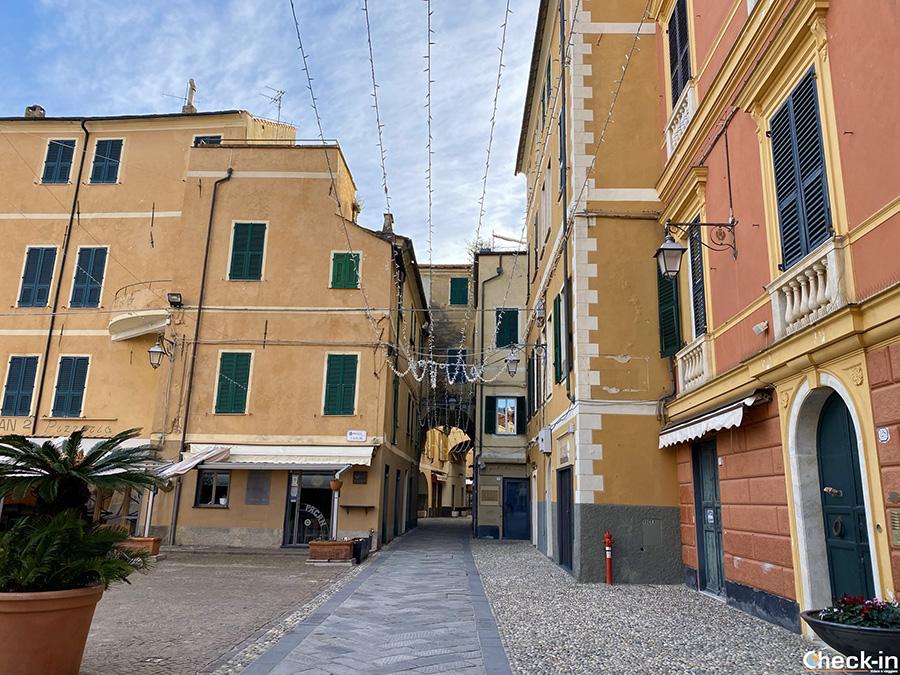 Borghi più belli della Liguria: Laigueglia (provincia di Savona)