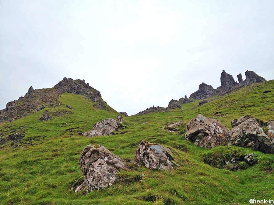 27 film e serie tv ambientate in Scozia: penisola di Trotternish sull'isola di Skye