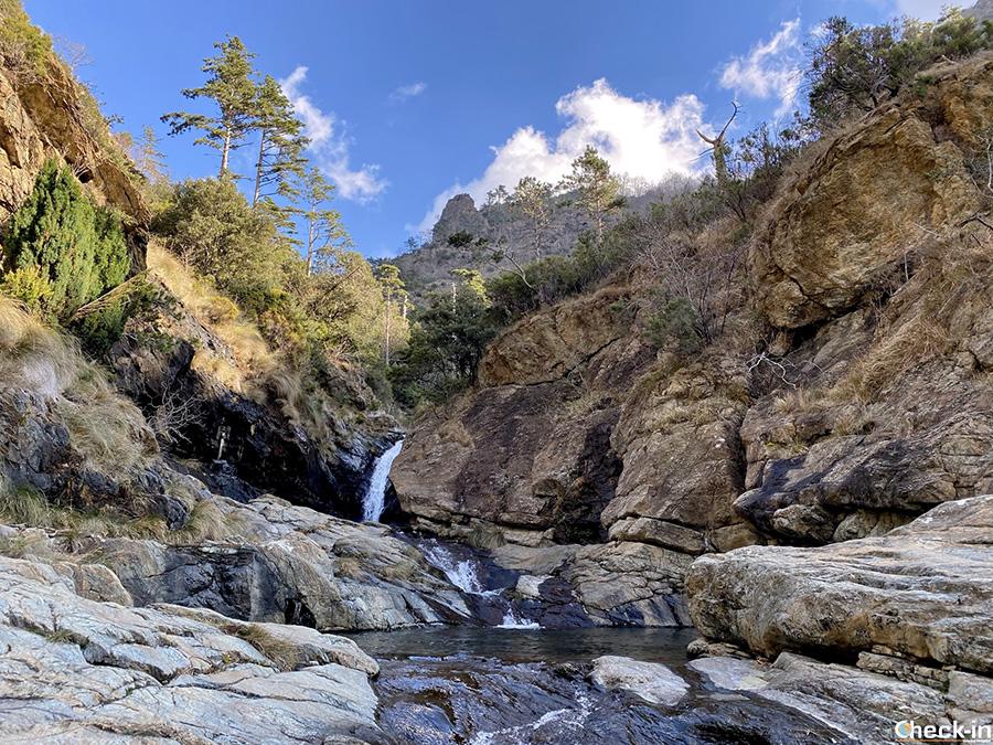 Lago della Tina (Liguria di ponente), escursione in famiglia da Arenzano