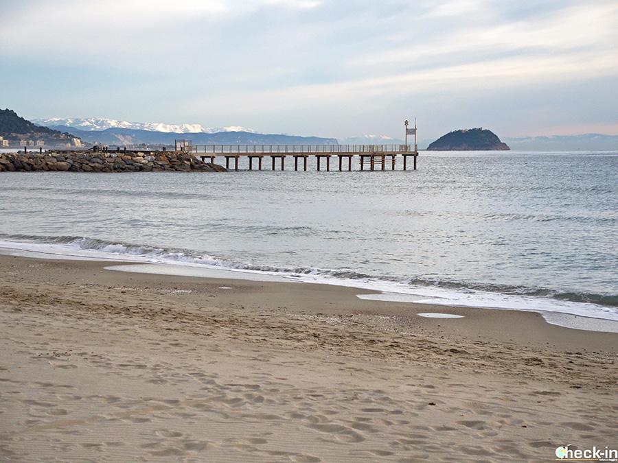 Cosa fare e vedere a Laigueglia (SV) in un giorno (Liguria)