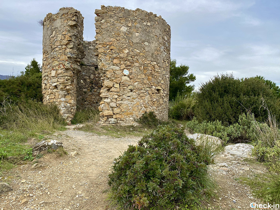 Sentieri tra Laigueglia, Andora e Capo Mele - Provincia di Savona, Liguria