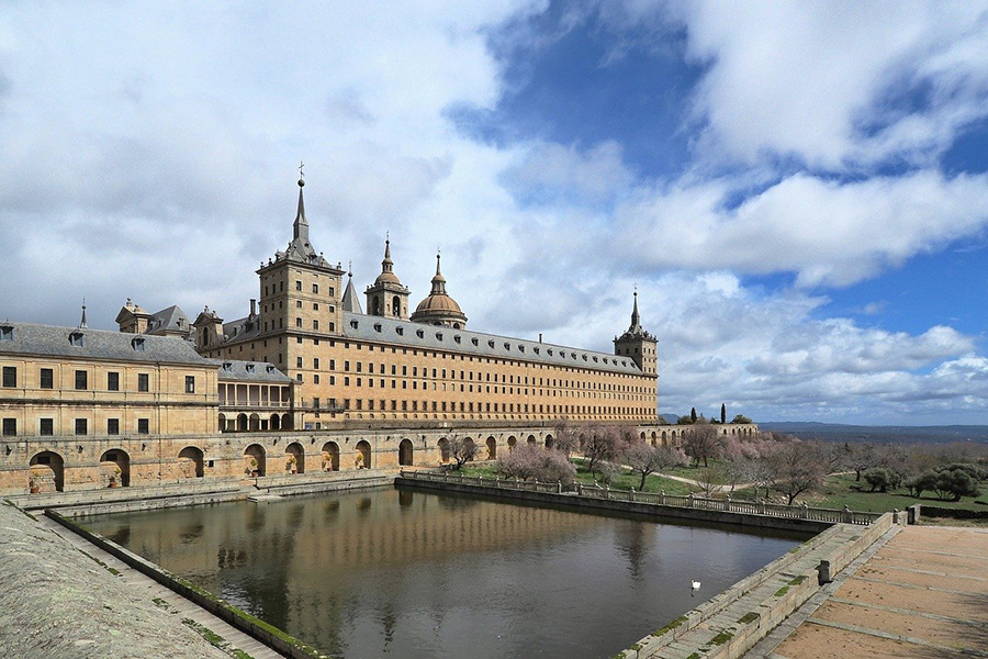 Visita guiada de El Escorial desde Madrid (España del centro)