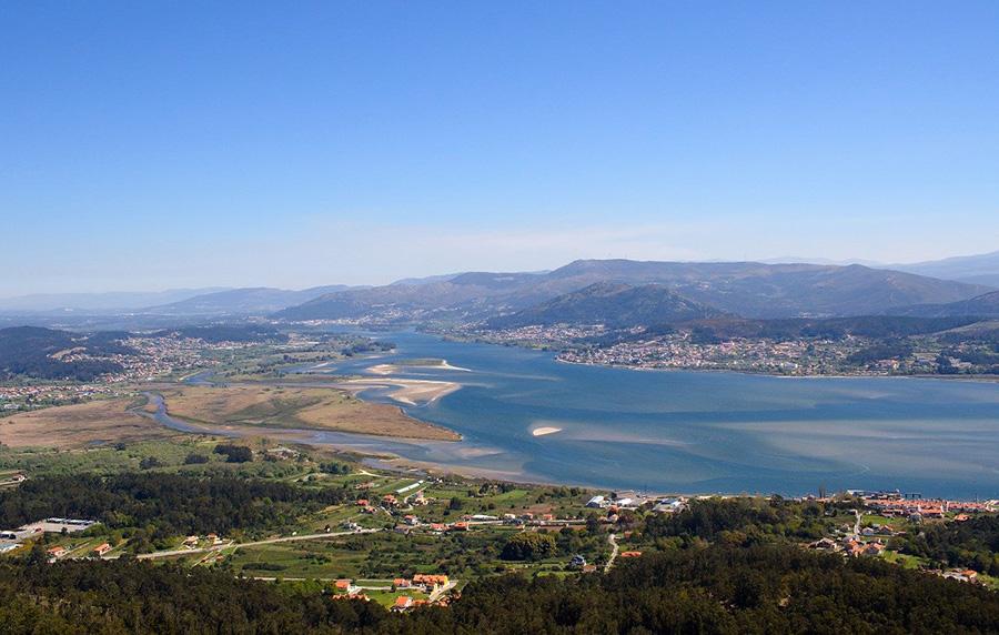 11 tours desde Santiago de Compostela - Río Miño, sur de Galicia