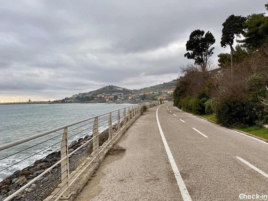 Escursione per tutti nella riviera ligure di ponente: da Arma di Taggia a San Lorenzo al Mare