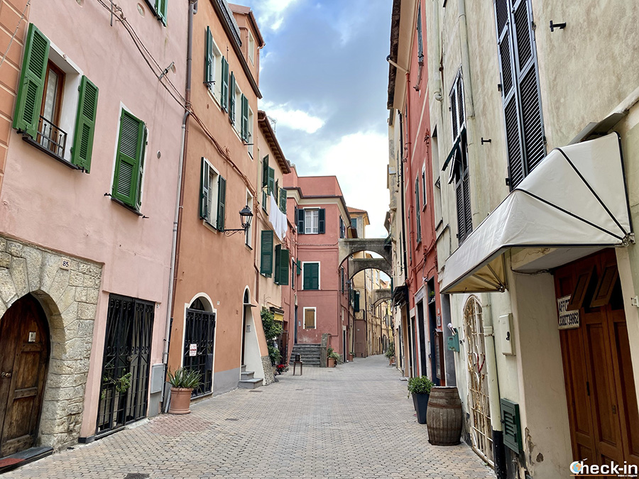 Cosa vedere a Riva Ligure - Pista ciclabile del Ponente (provincia di Imperia)