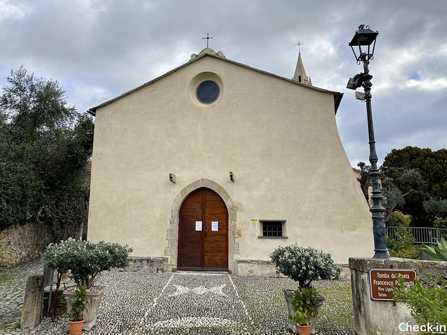 Santuario della Madonna del Buon Consiglio a Riva Ligure (IM)