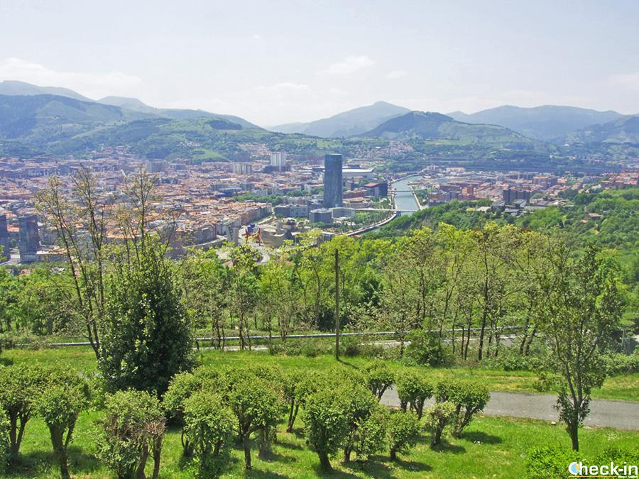 Tour guiada hasta la Funicular de Artxanda en Bilbao - País Vasco, España